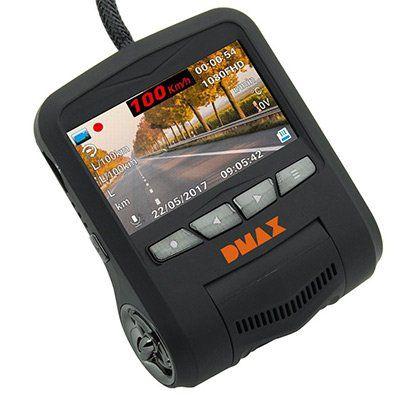 DMAX Dashcam mit Datenübertragung per OBD Anschluss für 84,99€ (statt 130€)