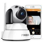 FREDI 720p WiFi Cam für 29,39€ (statt 49€)