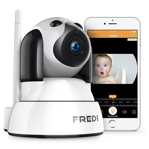 FREDI 720p WiFi Cam für 24,49€ (statt 50€)