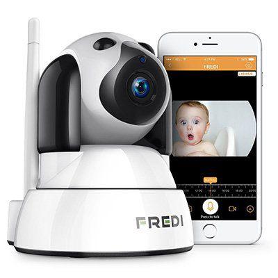 FREDI 720p WiFi Cam für 22,19€ (statt 37€)