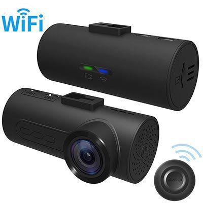 HaloCam C1   1080p Dashcam mit vielen Extras für 51,99€ (statt 65€)