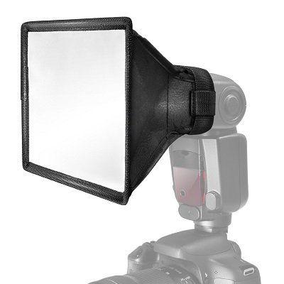 Beaspire Softbox Mini Diffusor für Kameras für 8,95€