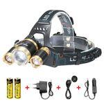 HiWild LED-Stirnlampe mit 4 Modi für 12,99€ (statt 26€)