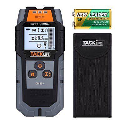 Tacklife DMS03 – Multifunktionaler Detektor für 22,99€ (statt 36€)