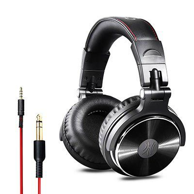 OneOdio Over Ear Headset mit (6,3mm & 3,5 mm) ab 13,49€ (statt 26,99€)