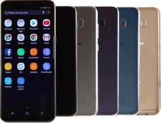 Samsung Galaxy S8 mit 32GB in 3 Farben für 352,09€ (statt 409€)