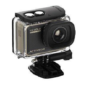 ACTIVEON GCB10W CX GOLD PLUS Actioncam mit WLAN und Touchscreen für 29€ (statt 80€)