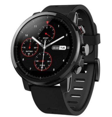Xiaomi Amazfit Stratos Smartwatch für 143,04€ (statt 170€)   aus EU Lager