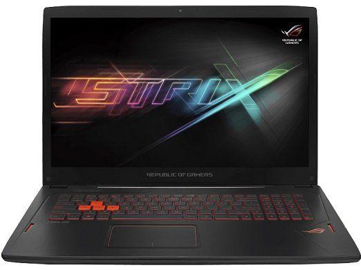 ASUS GL702VS BA007T 17.3 Gaming Notebook mit i7, 16GB RAM, 256GB SSD, GTX1070 für 1.399€ (statt 1.599€)