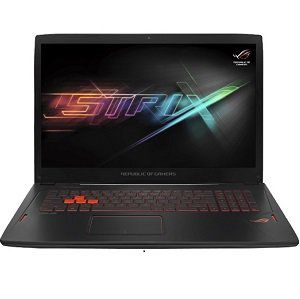 ASUS GL702VS BA007T 17.3 Gaming Notebook mit i7, 16GB RAM, 256GB SSD, GTX1070 für 1.499€ (statt 1.778€)