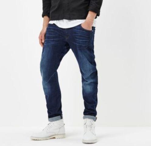 G Star Arc 3D Slimfit Herren Jeans für 54,58€