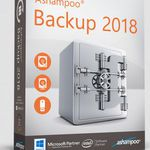 Ashampoo Backup 2018 (Lifetime-Lizenz, Windows) gratis