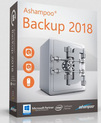 Ashampoo Backup 2018 (Lifetime Lizenz, Windows) gratis