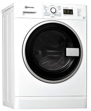 BAUKNECHT WATK Prime 8614 Waschtrockner (8 kg, 1400 U/Min., A) für 520€ (statt 604€)