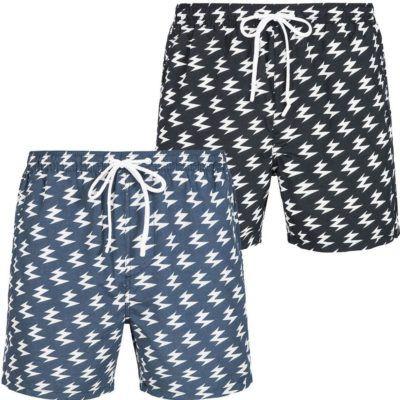 BRAVE SOUL Presley Herren Bade Shorts für je 8,99€