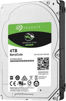 Seagate BarraCuda 4TB   interne Festplatte (2,5 Zoll) 128MB Cache für 99,99€ (statt 143€)