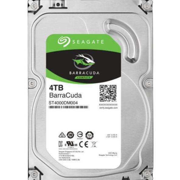 Seagate BarraCuda 4TB – interne Festplatte (3.5 Zoll) 256MB Cache für 75€ (statt 90€)