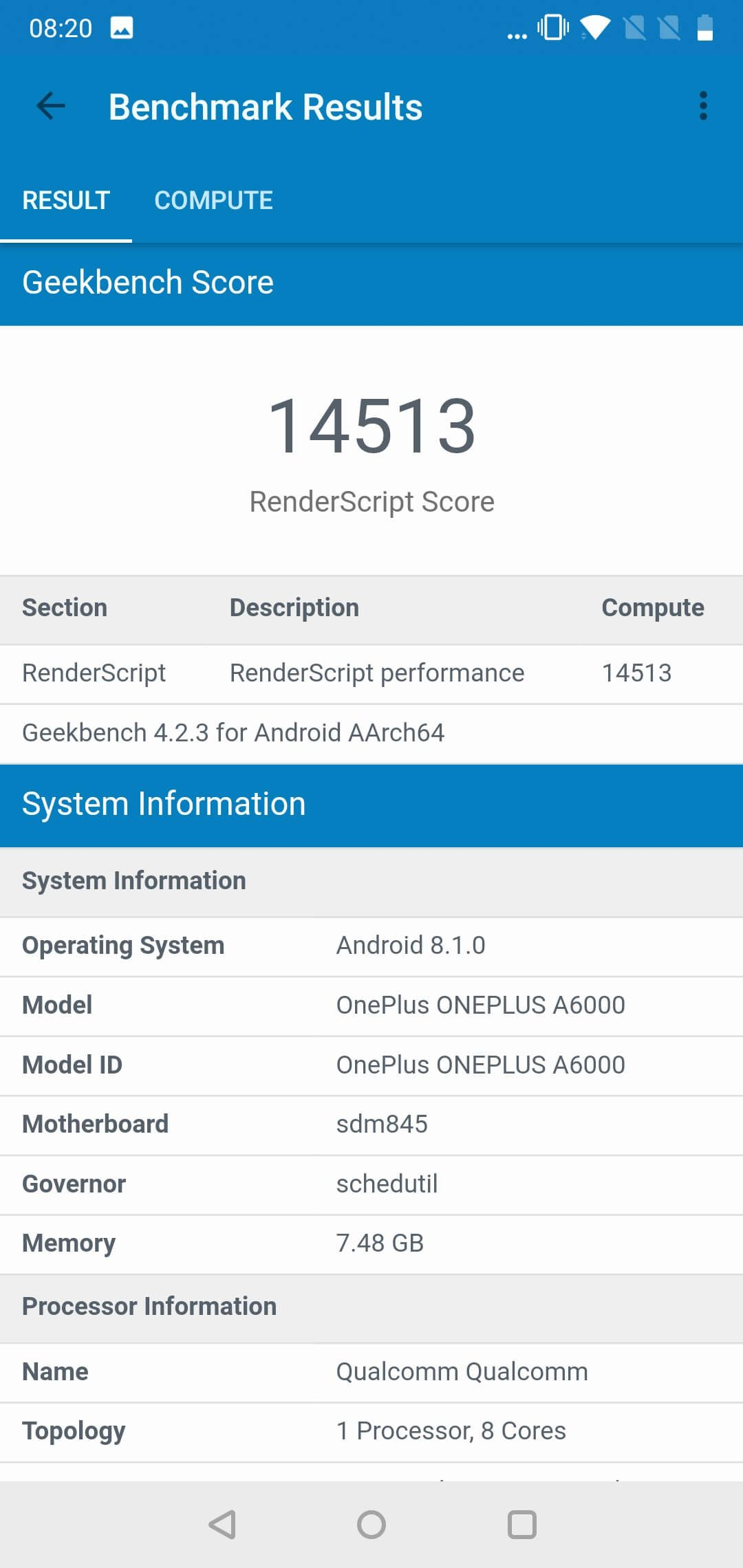 OnePlus 6 im Test