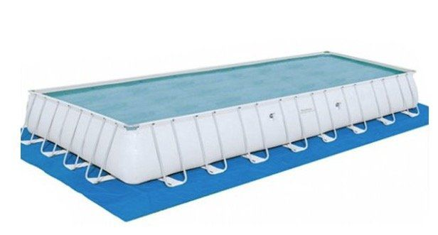 Bestway Rectangular Frame Pool Set 956 x 488 x 132 cm für 949,99€ (statt 999€)