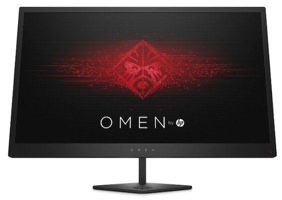 OMEN by HP 25   24,5 Zoll Monitor mit 144 Hz für 179€ (statt 205€)