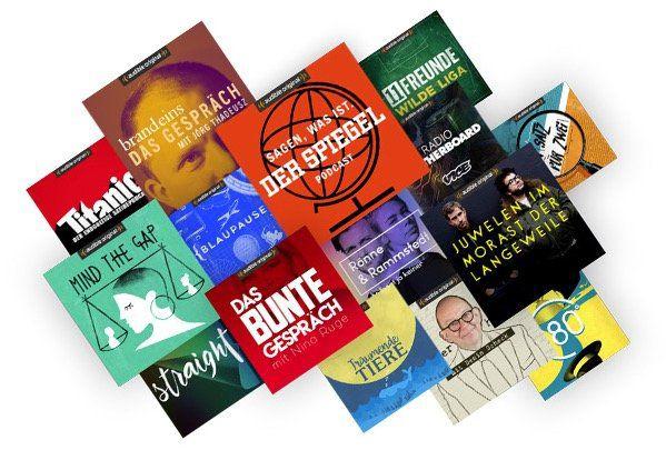 HOT! Audible mit 2 gratis Hörbüchern im kostenlosen Probe Monat (statt sonst nur 1)