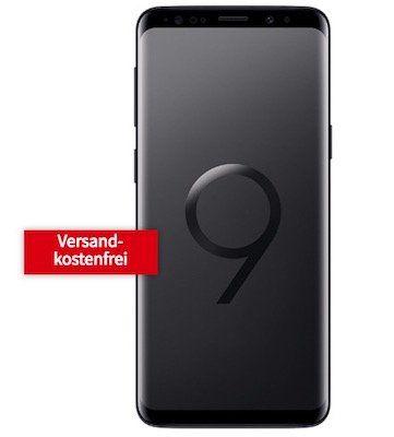 Knaller! Samsung Galaxy S9 für nur 4,99€ + Telekom Flat mit 1GB für 19,99€ mtl.