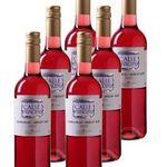 12 Flaschen Calle Principal Tempranillo-Merlot Rosé für 39,99€ (statt 60€)