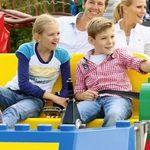 Tagesticket Legoland in Günzburg (Bayern) für 31,95€