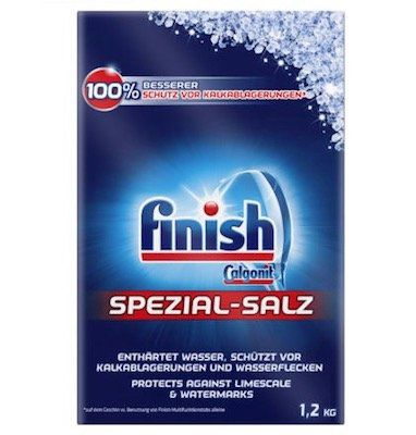 Calgonit Finish Spezial Salz (9,6 kg) für 8,99€ (statt 11€)