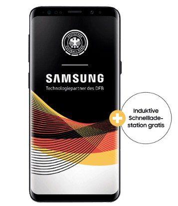 Vorbei! Samsung Galaxy S9 mit 256GB (!) + gratis Ladestation + o2 Free M mit 10GB LTE für 29,99€mtl.
