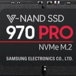 Samsung 970 Pro M.2 SSD mit 512GB für 170€ (statt 188€)