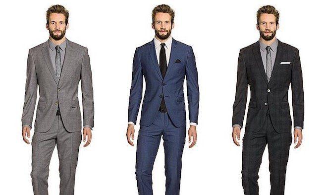 Hugo Boss Sale bei brands4friends   z.B. Hugo Boss Anzug Reymond/Wenten für 279,99€ (statt 544€)
