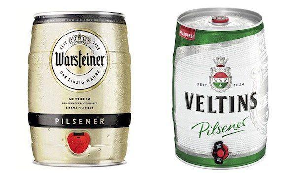 15% Rabatt auf Bier, Wein und Spirituosen bei Amazon