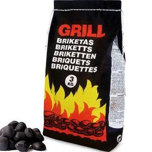 27kg Premium Grillbriketts Buche für 24,95€ (statt 29€)