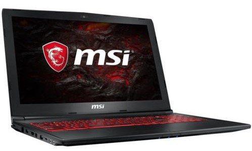 MSI GL62M 7REX 2439 Gaming Notebook mit GTX 1050 Ti für 699,90€ (statt 879€)