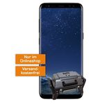 Samsung Galaxy S8 + X200 Grill2Go Gasgrill für 49€ + Telekom Flat mit 1GB für 19,99€ mtl. – Effektiv mit Gewinn