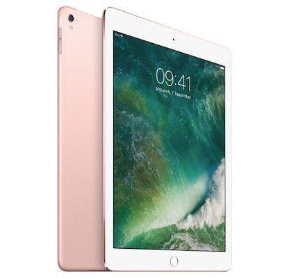 Bis 13 Uhr: Apple iPad Pro 9.7 (2016) 256GB,  WiFi + 4G in Roségold für 537,99€ (statt 759€)