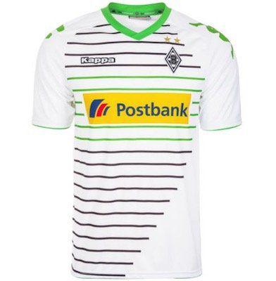 Borussia Mönchengladbach Trikot Home 2013/2014 für 15,99€ (statt 27€)   nur XXL und XXXL
