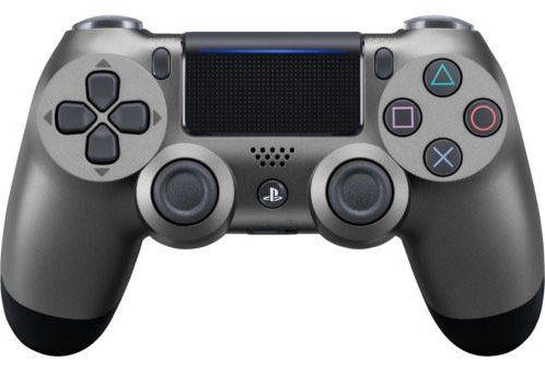 Sony DualShock 4 (2016) Controller in Steel Black für 39€(statt 58€)