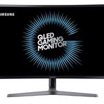 Samsung C32HG70 – 31,5 Zoll curved WQHD Gaming Monitor mit 144 Hz für 479€ (statt 574€)