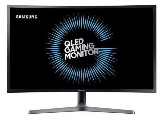 Samsung C32HG70   31,5 Zoll curved WQHD Gaming Monitor mit 144 Hz für 479€ (statt 574€)