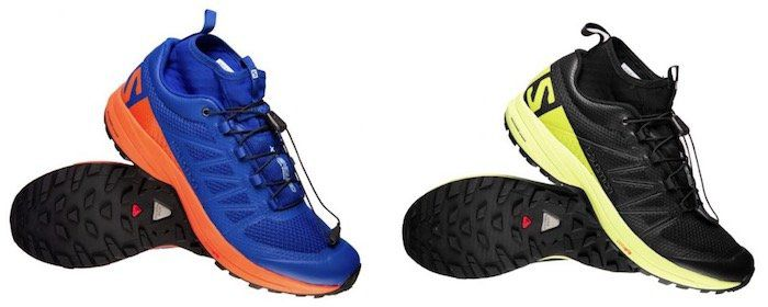 Salomon XA Enduro Running Unisex Laufschuhe für 51,94€ (statt 72€)