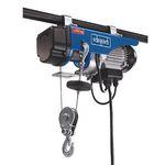Scheppach HRS250 – Elektrischer Seilzug für 74,99€ (statt 95€)