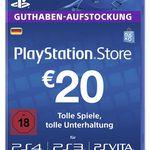 Playstation 4 Controller + 20€ PSN Guthaben für 50,97€ – nur via Masterpass