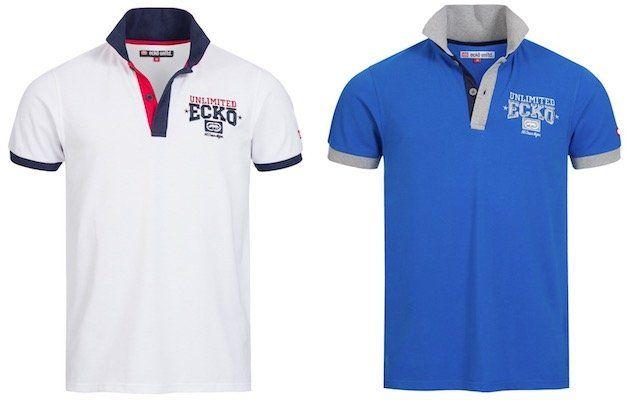 ECKO Unltd. Herren Magnum Poloshirt für je 6,66€ zzgl. VSK   nur S und M!