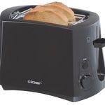 Cloer 2-Scheiben-Toaster mit 825 Watt für 15€ (statt 25€)