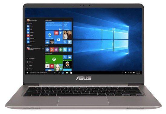 Asus UX3410UA GV441T   14 Zoll Full HD Notebook (nur 1,4kg leicht) für 799€ (statt 949€)