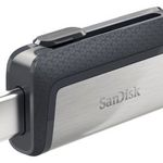 SanDisk Ultra Dual Drive (USB 3.1 + Type-C) mit 128GB für 33,33€