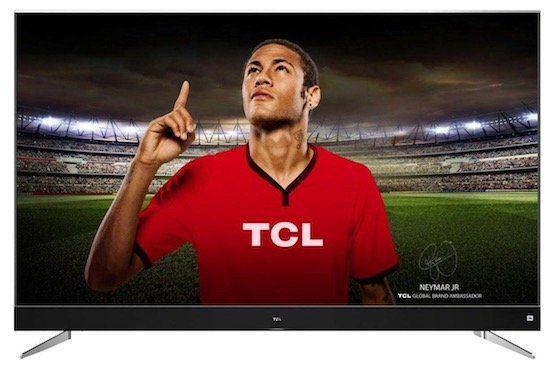 WM in ganz groß: TCL U75C7006   75 Zoll 4K Fernseher mit Android für 1.530,94€(statt 2.040€)