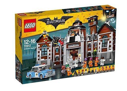 LEGO Batman Movie – 70912 Arkham Asylum für 110€ (statt 150€)